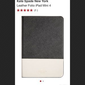 Kate Spade IPad Mini Folio 4 Case